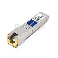 Dell (DE) Networking 310-7225対応互換 1000BASE-T SFPモジュール(RJ45銅製、100m)の画像
