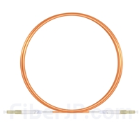 3m LC/UPC-LC/UPC シンプレックス マルチモード 光パッチケーブル(2.0mm PVC/OFNR OM1)の画像