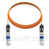 7m Brocade 10G-SFPP-AOC-0701対応互換 10G SFP+アクティブオプティカルケーブル(AOC)の画像