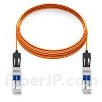 10m Extreme Networks 10GB-F10-SFPP対応互換 10G SFP+アクティブオプティカルケーブル(AOC)の画像