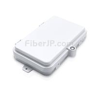 6ポート FTB-106C ウォールマウント光成端箱(ピグテールとアダプタなしの画像