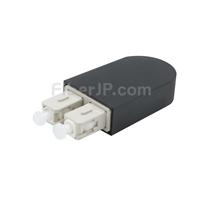 SC/UPC デュプレックス マルチモード 光ファイバループバックモジュール(PVC、OM1、62.5/125)の画像