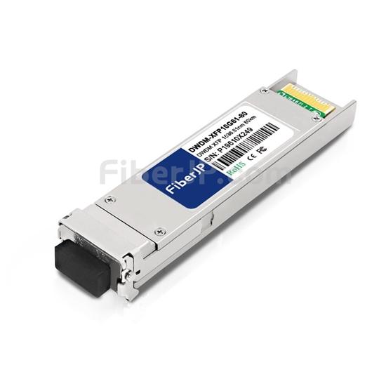 Cyan 280-0145-00互換 10GBase-DWDM XFPモジュール 1536.61nm 80km SMF(LCデュプレックス) DOMの画像