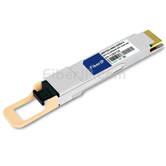 汎用 対応互換 400GBASE-DR4+ QSFP-DDモジュール(1310nm 2km DOM)の画像
