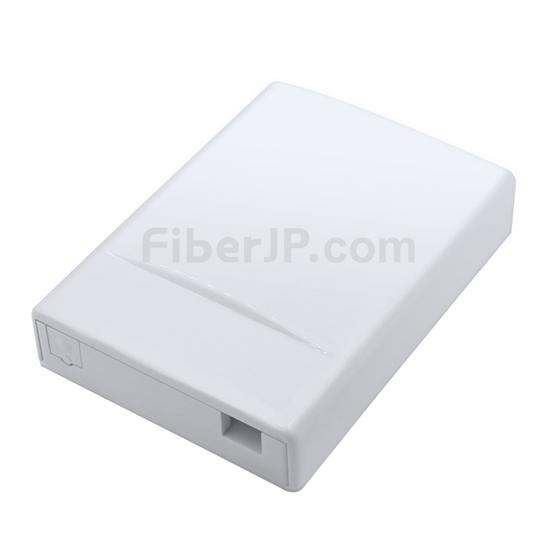 GPMB-D 2ポート SC シンプレックスFTTH 光ファイバウォールプレートウトレット(SM/MM、アンロード)の画像