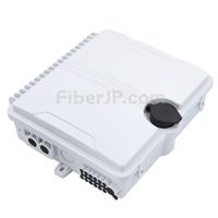 FDB-0212A 1x8 PLCブロックレスファイバスプリッタ屋外分配ボックス(ピグテールとアダプタなし)の画像