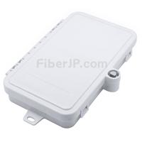 4ポート FTB-104C-S ウォールマウント光成端箱(ピグテールとアダプタなしの画像